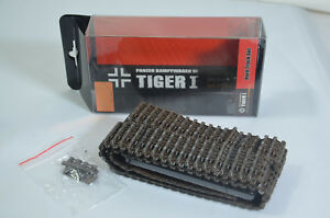 1-24-RC-VS-Tank-TIGER-1-LATE-Hard-Tread-Set-2-Sides-Pro-Track-Parts-A02105352