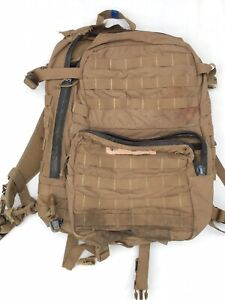 USMC-FILBE-ASSAULT-PACK-USGI-3-DAY-SYSTEM-COYOTE-Bugout-CIF-Turn-in-FAIR-DAMAGE