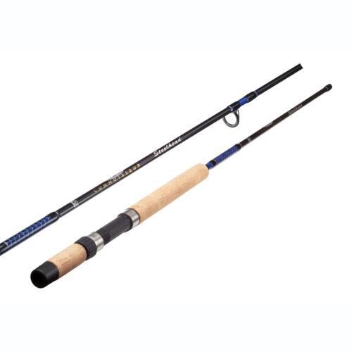 Okuma Connoisseur Salmon Steelhead 2 Piece Fishing Rod