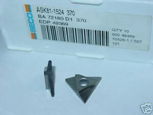 10pcs MGMN250-M H01 2.5mm Grooving Carbide Insert copper for Aluminum CNC
