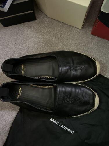 Yves Saint Laurent Mens Shoes 42.5