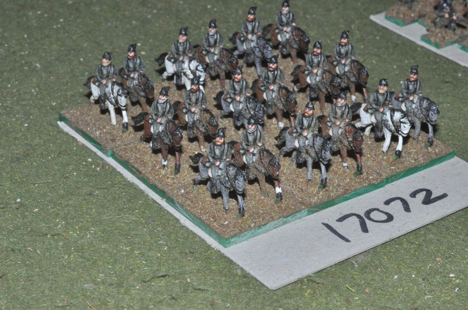 15mm WW1   italian - cavalry 18 cavalry - cav (17072)