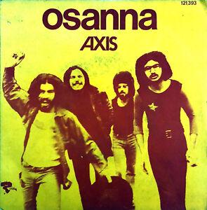 Axis-7-034-Osanna-France-VG-EX