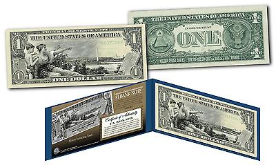 OHIO State $1 UNC Bill Genuine Legal Tender U.S One-Dollar GRN Banknote