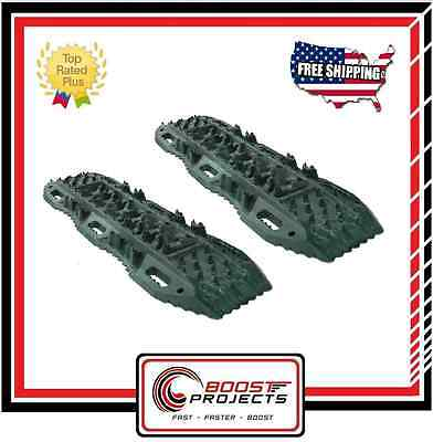 SAND TRACTION AIDS SNOW MUD SMITTYBILT 2790 ELEMENT RAMPS PAIR