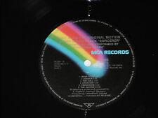 TANGERINE DREAM -Sorcerer- LP 1977 O.S.T. Soundtrack MCA Archiv-Copy mint