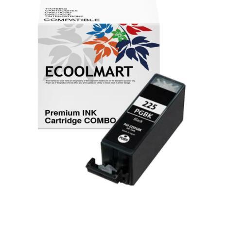 1 New Compatible BLACK  Ink fit Canon  PGI-225 Pixma MX882 MG5220 IP4820 MG5120