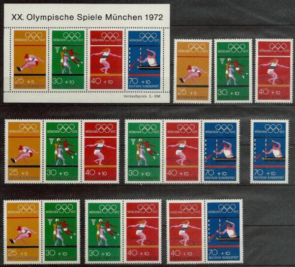 Briefmarken Großbritannien 2011 Postfrisch Minr Motive Block 69