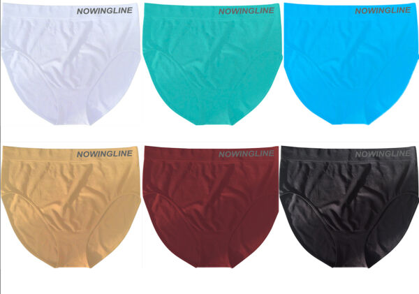 5 Damen Slips Größe 38-64 Slip Unterwäsche Unterhose Übergröße 54 56 58 60 62 64