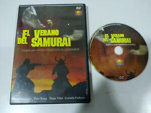 El-Verano-del-Samurai-Blumenberg-Hannelore-Hoger-DVD-Espanol-1T