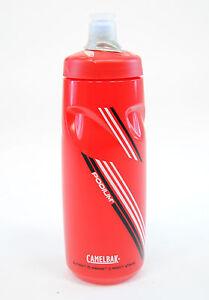 CAMELBAK-PODIUM-BICYCLE-BIKE-CYCLING-WATER-BOTTLE-24oz-BPA-FREE-Red