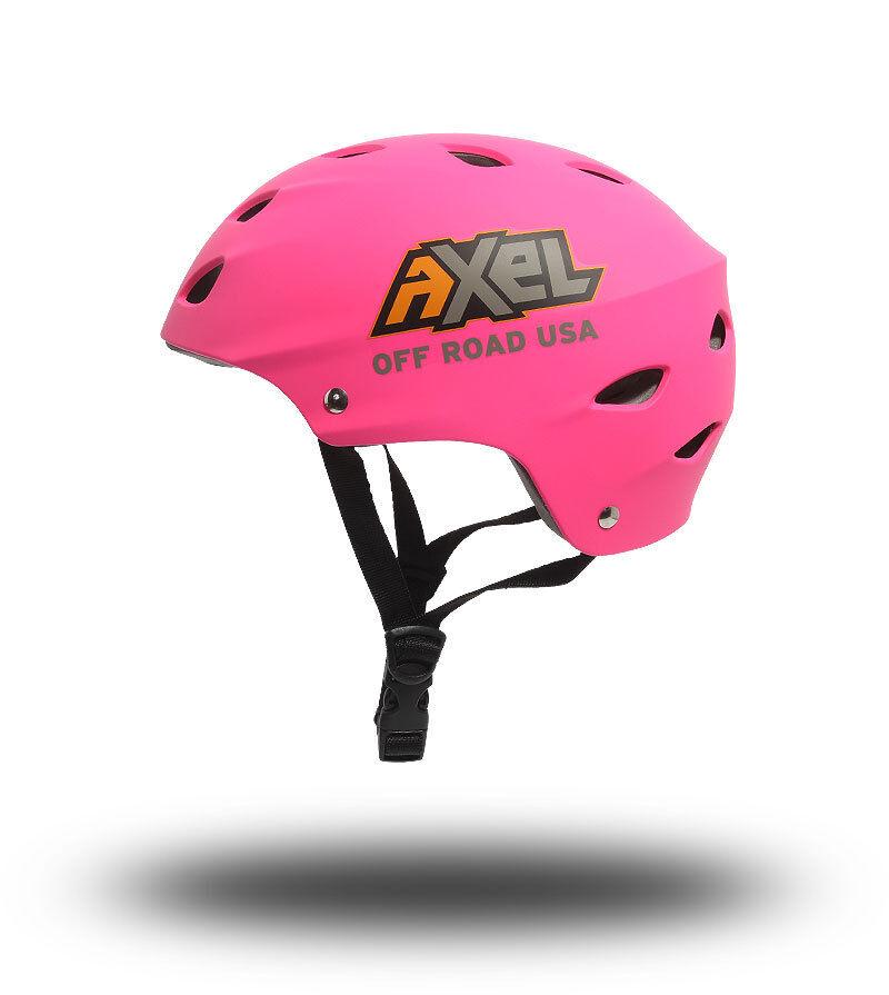 **NEW** AXEL OFFROAD Size UTV Trail Helmet Matte rosa Size OFFROAD XX-Small XXS 4db417
