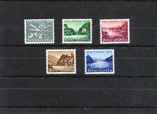 Schweiz Michel Nr. 627-631 postfrisch