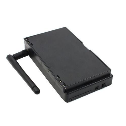 PAL FPV Reciever Monitor Auto Search JMT 5.8G 48CH 4.3 Inch LCD 16:9 NTSC