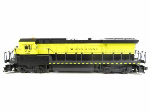Vintage LIONEL 6-18218 Susquehanna Dash 8-40B  4004 Diesel Engine Locomotive NEW