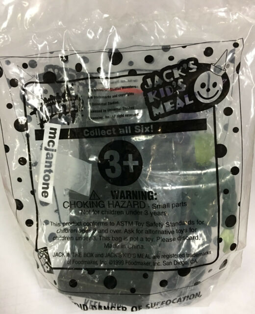 MIP Jack in the Box 1999 Universal Monsters FRANKENSTEIN Electric Chair MONSTER