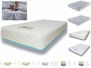 Birlea-Mattresses-Pocket-Sprung-or-Memory-Foam-Quilted-Fabric-All-Sizes-New