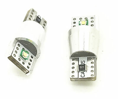 Rover 75 3SMD LED Error Free Canbus Side Light Beam Bulbs Pair Upgrade