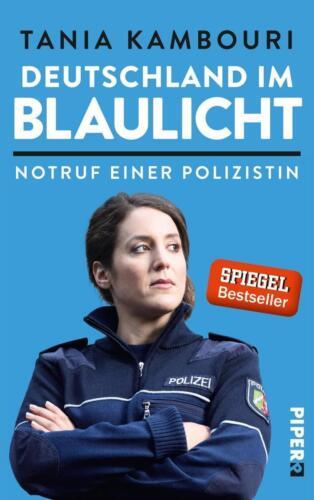 1 von 1 - Deutschland im Blaulicht von Tania Kambouri (2015, Taschenbuch)