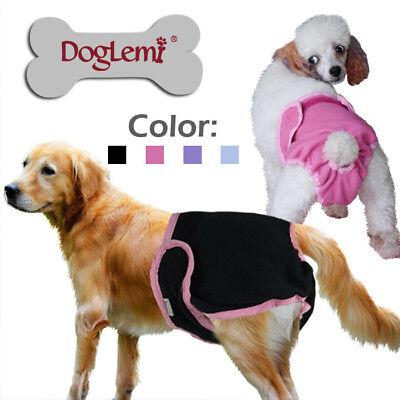Der GüNstigste Preis Weibliche Shorts Welpen Physiologischen Hosen Windel Unterwäsche Hundeschutzhose Heller Glanz