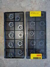 Lot Of 10 Sandvik Carbide Inserts 419n 140530e Sm S30t