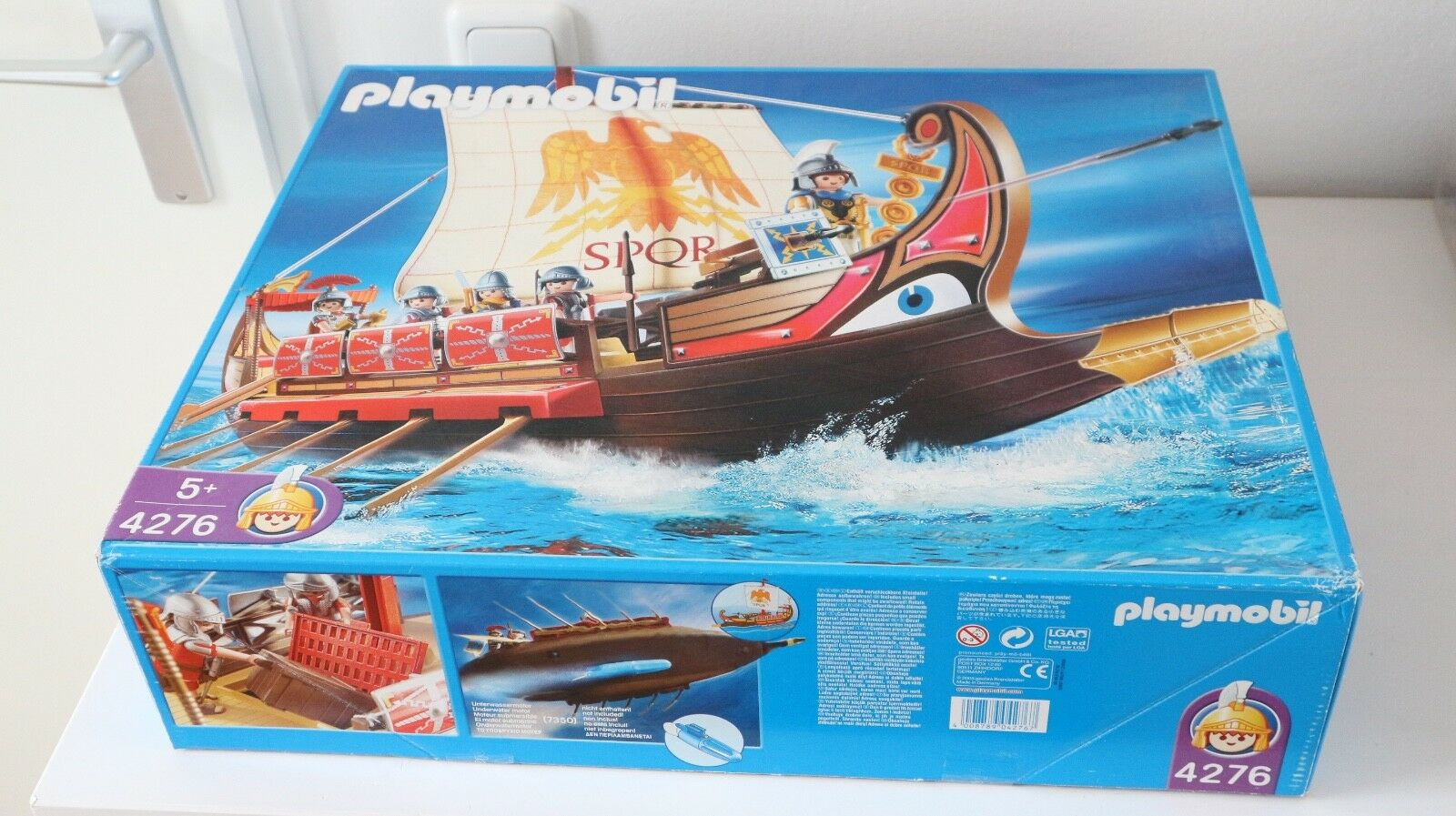 Playmobil 4276 setnr. Römer, Romains, Romains, romeinene, Romanos, romains