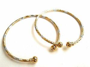 Designer Twisted Cuff Bangle Bracelet