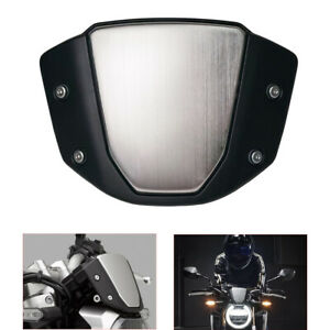 For Honda CB650R 2019-2020 Motorcycle Windshield Windscreen, Headlight Fairing