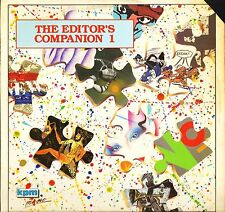 THE EDITORS COMPANION 1 fanfares john devereux/dick walter KPM 1317 LP PS VG/VG