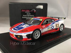 Red-Line-1-43-Ferrari-F360-Modena-93-Scuderia-Ecosse-24H-Le-Mans-2005-Art-RL049