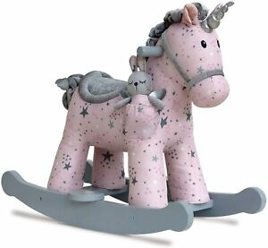 Celeste-amp-Fae-Infant-Toddler-Unicorn-Rocking-Horse-64x35x52cm-9m