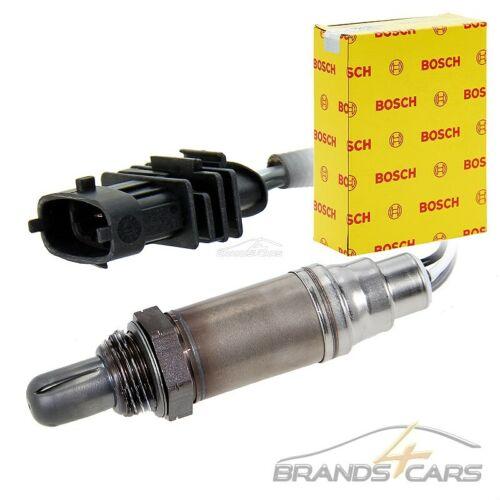 Bosch Sonde lambda lamdasonde règle sonde 0258005256