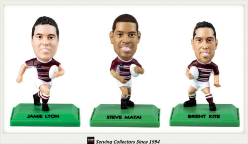 2009 NRL STAR COLOR FIGURINES M SETMANLY 3