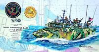 Riverine Command Boat Art Print- Rcb Us Navy Seal Patrol Special Forces Veteran