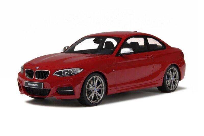 GT Spirit 2014 BMW M235i Red LE 1250 pcs 1 18New Item