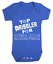 Top Dribbler for Crystal Palace Baby Vest  Babygrow Football Baby Vests