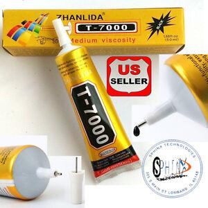 Needle Type Black Liquid Rubber 50ml Glue Adhesive For