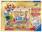 Jigsaw What If? No3 Home Makeover Puzzle 1000pcs Ravensburger