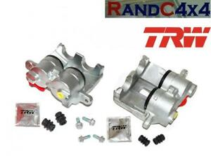 Land-Rover-Discovery-2-TD5-amp-Range-Rover-P38-TRW-Front-Brake-Caliper-Pair