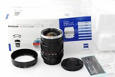 """Carl Zeiss Distagon T* 35mm F2 ZK for Pentax """"RARE Near MINT in Box""""  #0894"""