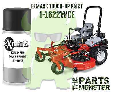 Exmark Red Spray Paint / EXACT MATCH / Touch Up Paint / Touch-Up Spray Paint
