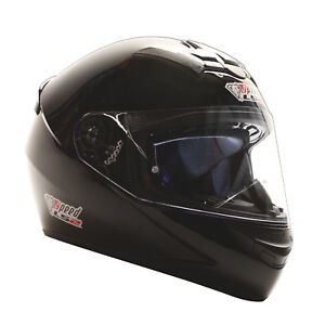 LS2-FF352-Integralhelm-Schwarz-Kart-Helm-Motorradhelm-Speed-LS2-XXS-XXL