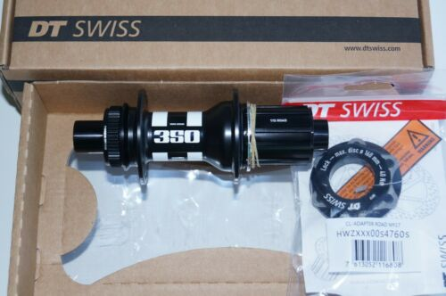 DT Swiss 350 Rear Hub 32H 142mm X 12mm Thru-Axle Center Lock Disc 11-speed