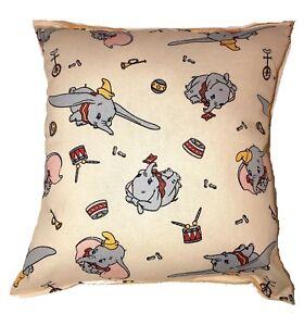 Dumbo-Pillow-Disney-Dumbo-2019-Classic-Pillow-HANDMADE-in-USA