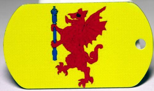 travel bug geocoin Somerset county drapeau tag-traçables pour géocache