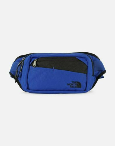 Neuf avec étiquettes The North Face Bozer Hip Fanny Pack NF0A2UCX-EF1 Blu