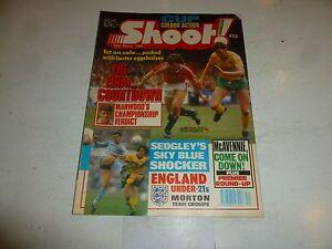 Date 25//03//1989 UK PAPER COMIC PROG 619 2000 AD Comic
