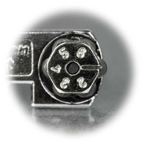 Glasschneider mit 6 Hartmetall-Schneidrädchen Glas Schneider Glastrenner