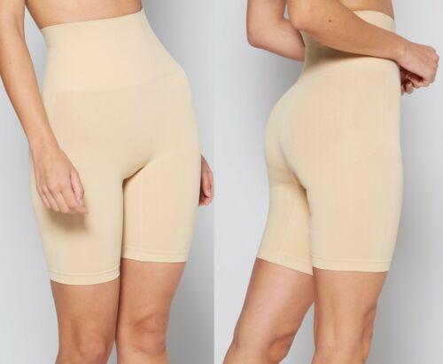 Femme Sans Couture Bum Lift de la taille et la cuisse Contrôle Slip Shapewear Short