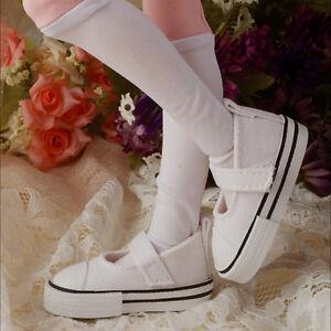 MSD 1//4 Bjd Doll Shoes 7.5cm High Hill Boots Black SHM049BLK Foot Size 5.6cm